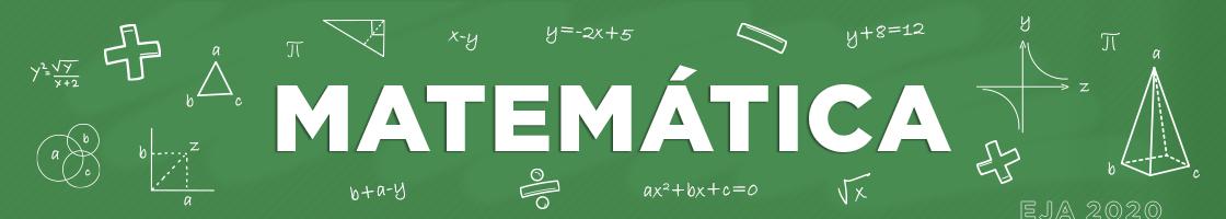 EJA Simulado Online: Matemática