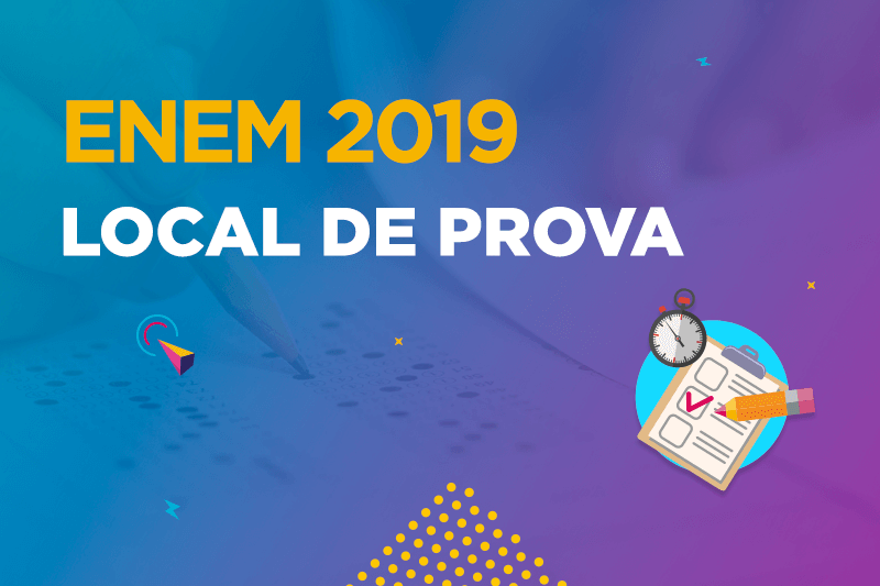 Local De Prova Do Enem