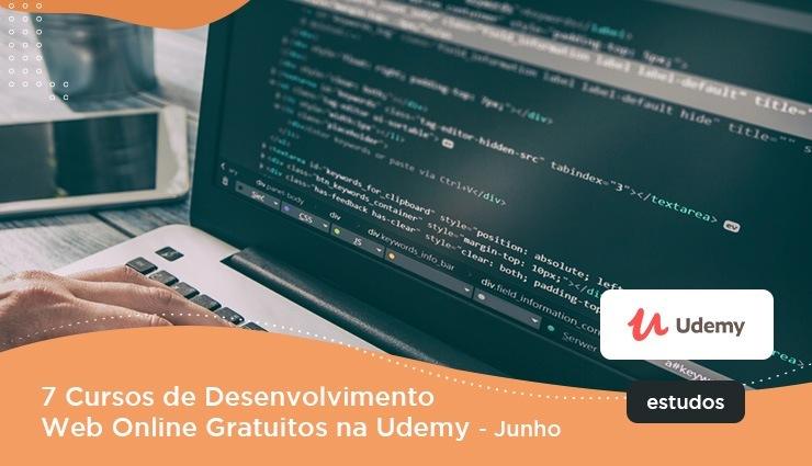 7 Cursos De Desenvolvimento Web On Line Gratuitos Na Udemy Pravaler