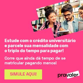 Crédito Estudantil com até o triplo do tempo para pagar